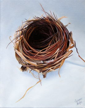 Contemplation: Quiet Nest by Susanna Pantas